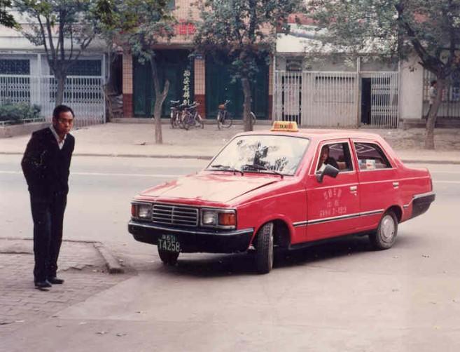 Chengdu Taxi